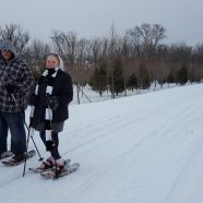 Adult Snowshoeing, S'mores & Cocoa
