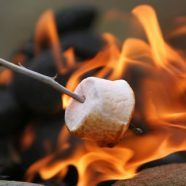 S'Mores & a Firefly Hike