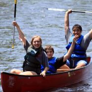 Bike & Boat Adventures Program Wins National Recognition
