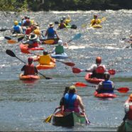 Lehigh River Water Trail Map