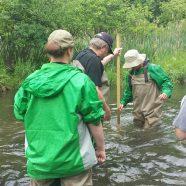 Moravian College Conducting Wildlands' Water Studies