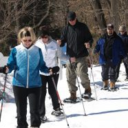 Wild in the Parks: Stroll on Snowshoes