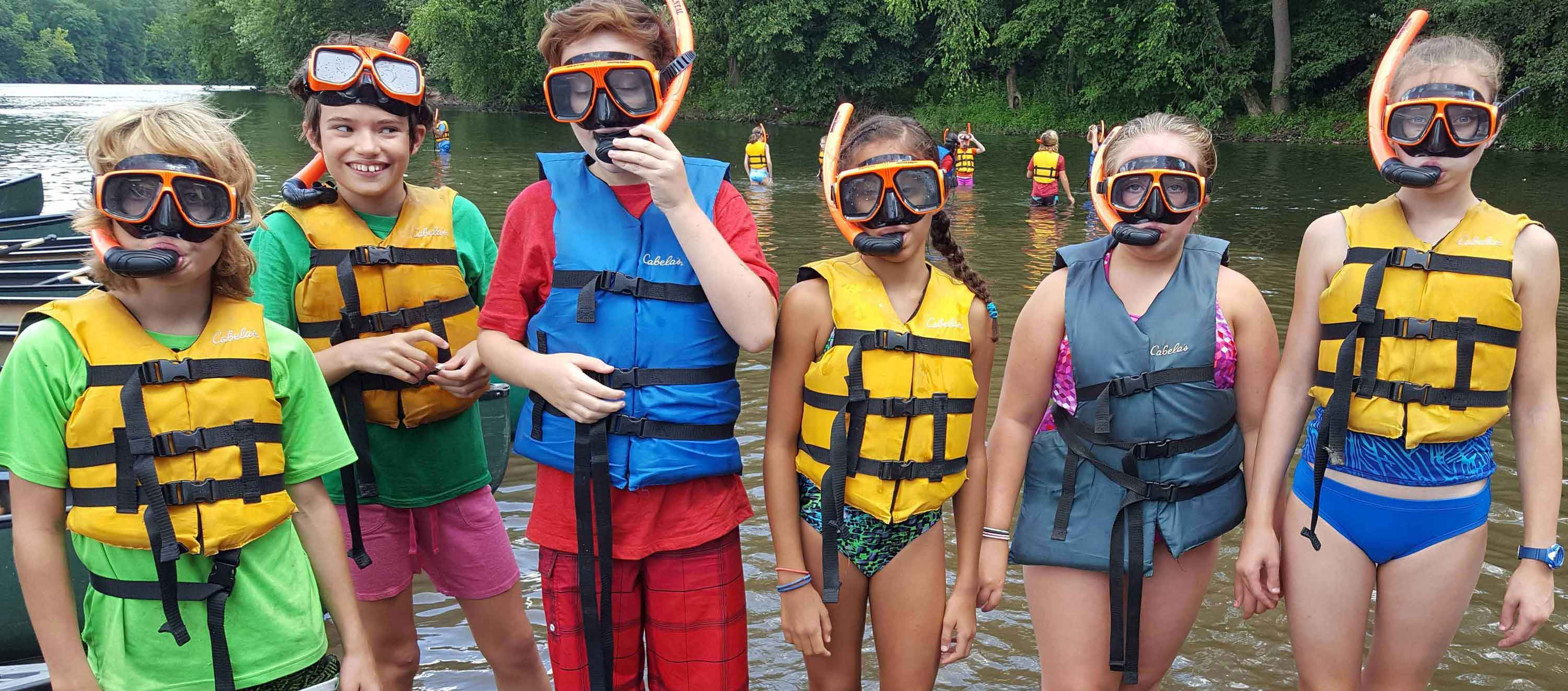 Summer Camp 2020 | Wildlands Conservancy