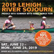 23rd Annual Lehigh River Sojourn