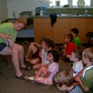Trexler Day Camp: Stories for the Wild Child
