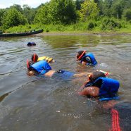 NORCO: River Snorkeling at Portland Waterfront Park on the Delaware